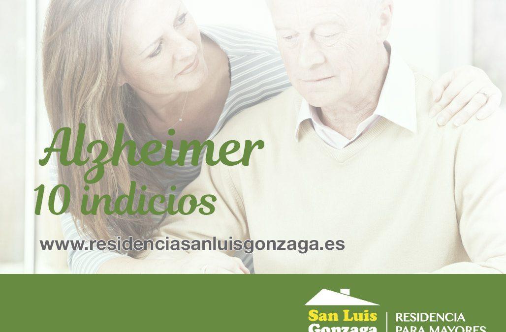 ¿MI FAMILIAR TIENE ALZHEIMER? 10 PRINCIPALES INDICIOS