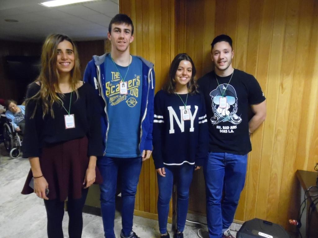 Voluntarios universitarios Asociación Volan