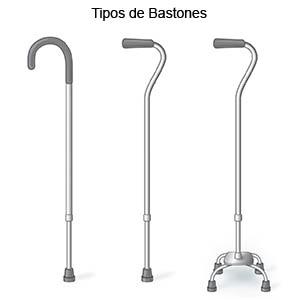 Tipos de Bastones