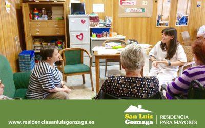 La residencia de ancianos en Madrid que ama la vida
