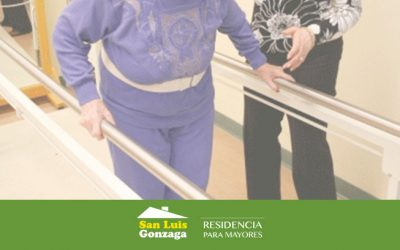 Fisioterapia en la Tercera Edad y su importancia en la Residencia